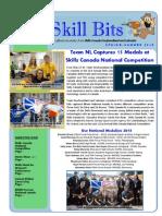 Skill Bits - Summer 2015