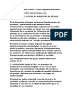 Estado Y Sociedad Daniel García Delgado%29 -Resumen--18!06!2012