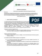 Terminos de Referencia IDDI Dipecho