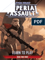 Star Wars Imperial Assault - Learn to Play