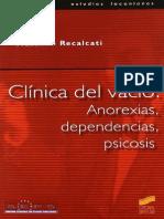 Clínica Del Vacío [Massimo Recalcati]