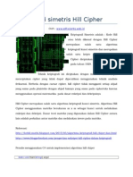 Kriptografi simetris Hill Cipher.docx