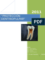 Protección Dentinopulpar