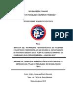 Artrosis femoropatelar