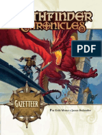 Pathfinder Chronicles