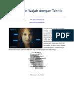 Pengenalan Wajah Dengan Teknik PCA