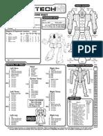 Cataphract CTF-1X