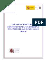 Guia Inspecciones Rd1254 99