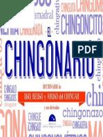 El Chingonario (Jijos Del Ching - Algarabia Libros
