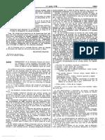 Resolucion 11 Julio 1975 Sobre Margenes Comerciales Carnicerias y Categoria de Carnes