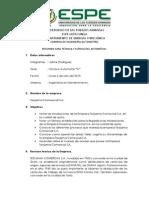 Informe Gira Tecnica y Clinica Del Automovil