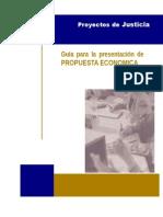 Guia y Form Propuesta Economica