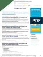 Optimisation Fiscale _ 5 Astuces Pour Payer Moins d'Impôt Sur Les Sociétés