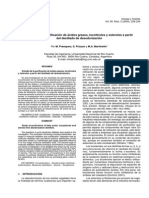 Purificación de Ácidos Grasos, Tocoferoles y Esteroles