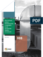IDAE Guia Ahorro Energia Mediante Enfriamiento y Recuperadores Calor Con Humectador Adiabatico