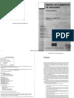 Diseño de Elementos de Máquinas - 4ta Edición - Robert L. Mott