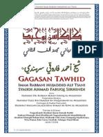 Gagasan Tawhid Imam Rabbani Mujaddid Alf Tsani