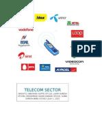 Group 5 - Telecom Sector