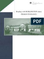 Burlington Slates - Roofing Design Guide