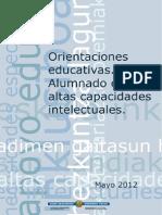 Orientaciones educativas. Alumnado con altas capacidades intelectuales.pdf