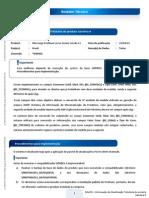 FIS Informacao Classificacao Tributaria Produto Gasolina a BRA