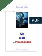 David.a.de.Haro Tests de Personalidad
