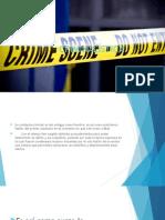 Historia de La Criminalistica
