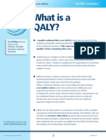 Qualy_ What is a Qaly