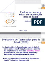 Evaluación Ética y Social