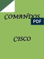 Comandos Cisco varios