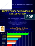 Muerte Subita Cardiovascular