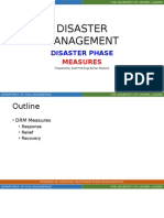 Lecture_5 - Disaster Phase