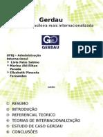 Artigo Gerdau