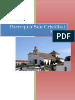 Cancionero Parroquia San Cristobal Martir (Burguillos-Sevilla)