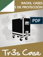 Racks, Cases, Cajas de Protección, Estuches Rígidos, Flight Case, Tr3s Case Racks, Racks Bogota Colombia