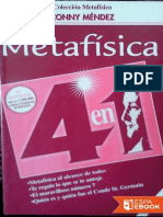Metafisica 4 en 1 Vol. 1 - Conny Mendez