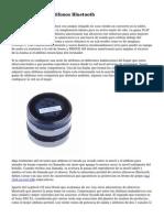 Comparativa De Altifonos Bluetooth