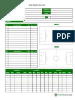 Informe Partido Futbol 11-1