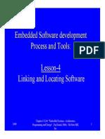 Embedded Software Development Process