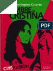 Washington Cucurto. Hombre de Cristina. Bahía Blanca