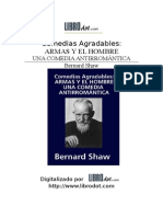 Shaw Bernard - Armas y El Hombre