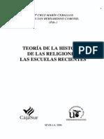 Teoria de La Historia de Las Religiones- Las Escuelas Recientes