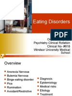 Eating Disorders Psychiatry Dika