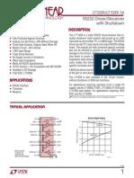 Lt1039 - Linear Tecnology-rs232