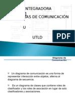 Unidad 2 - Diagrama de Comunicacion