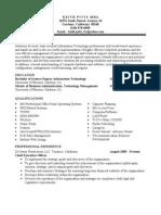KeithPitts Resume1