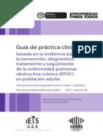 GPC EPOC Para Profesionales 2015