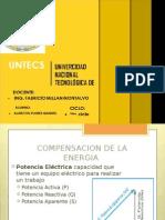 COMPENSACION DE LA ENERGIA
