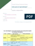 Cuadro Comparativo-Enfoques de Evaluación