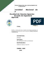 Trabajo Drenaje- Informe 0